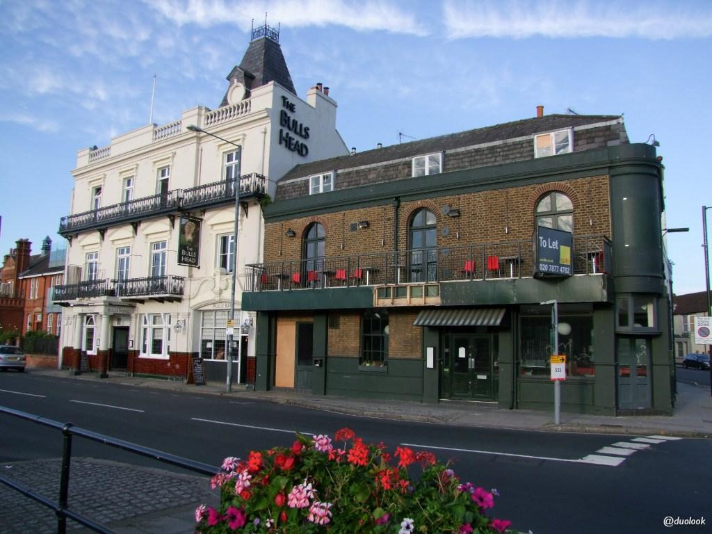 Puby w Londynie