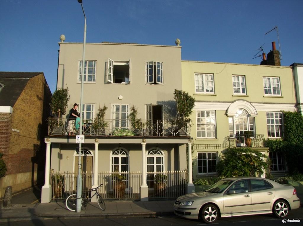 Wynajem mieszkań w Londynie