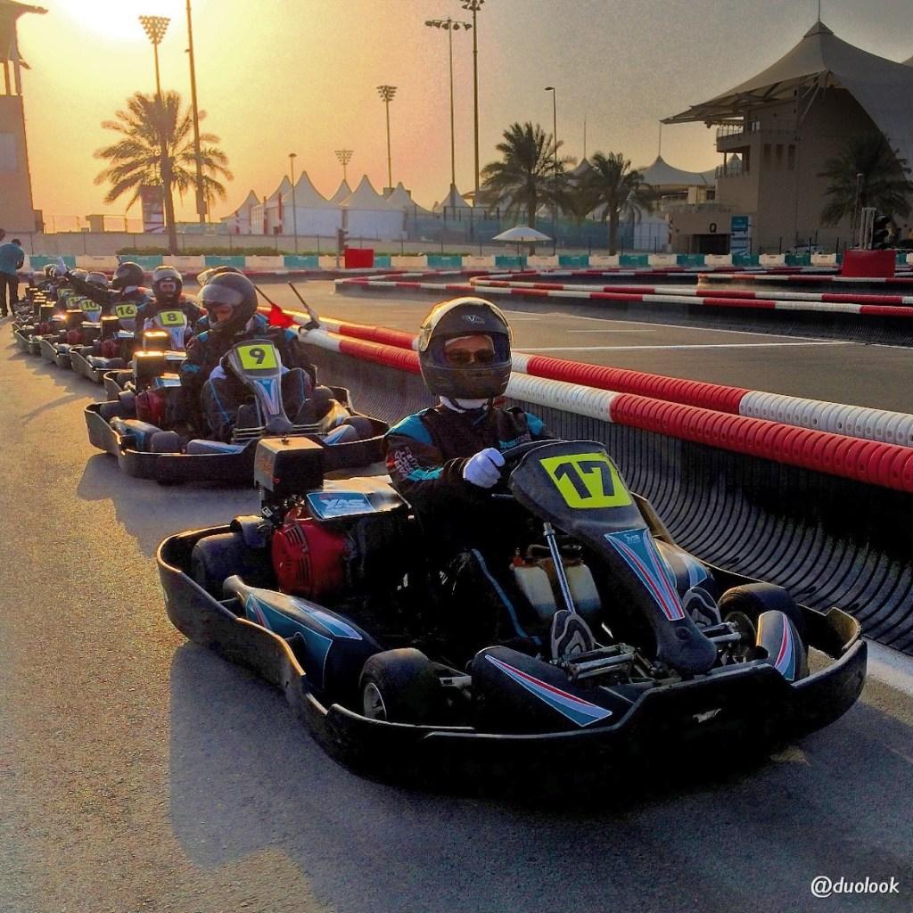Atrakcje sportowe w Emiratach Arabskich