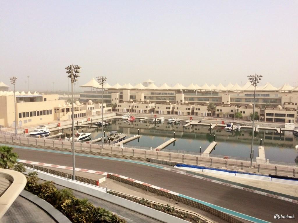 Tor Formyły 1 Yas Marina Circuit Grand Prix Abu Dhabi
