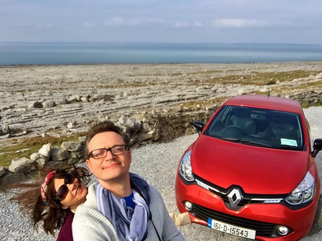 Alicja Marciuk wild atlantic way wycieczka do irlandii