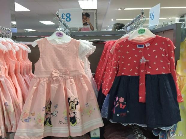 Zakupy-Primark-ubrania dzieciece