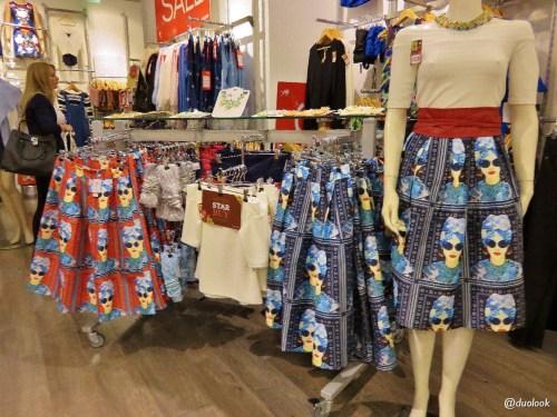 Zakupy w Irlandii moda lato