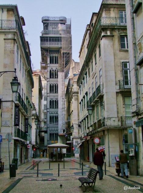 lizbona-winda-elevador-de-Santa-Justa