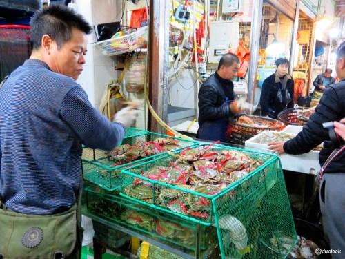 atrakcje-w-Pekinie-Jing-Shen-Seafood-Market