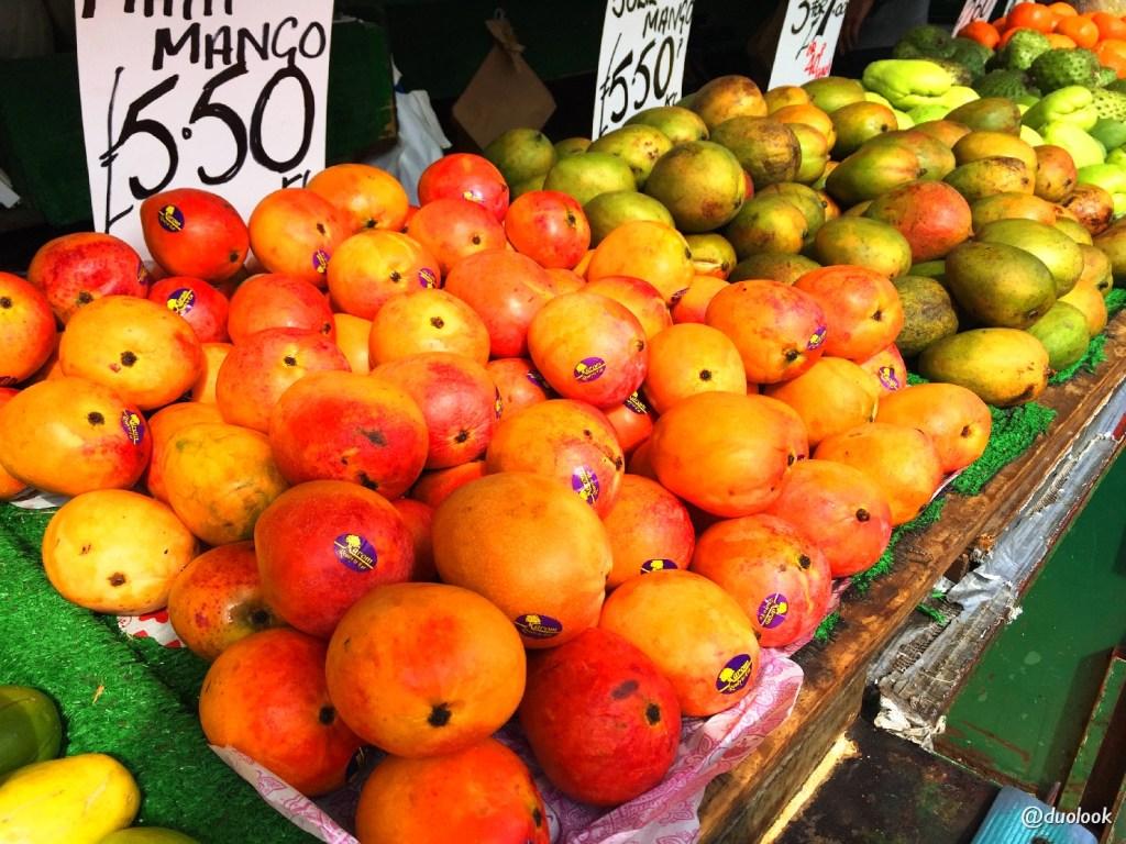 Mango owoce egzotyczne