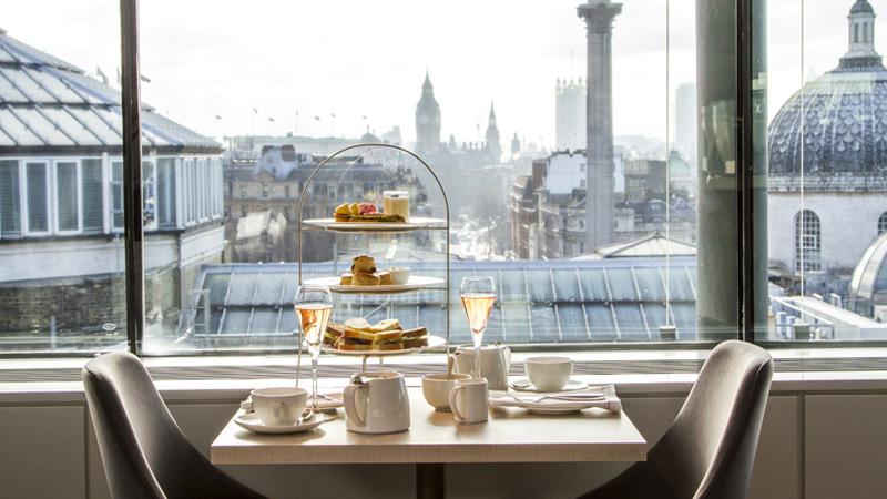 Restauracje w Londynie z pięknym widokiem