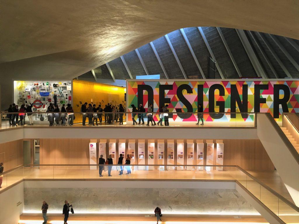 Design Museum w Londynie zwiedzanie