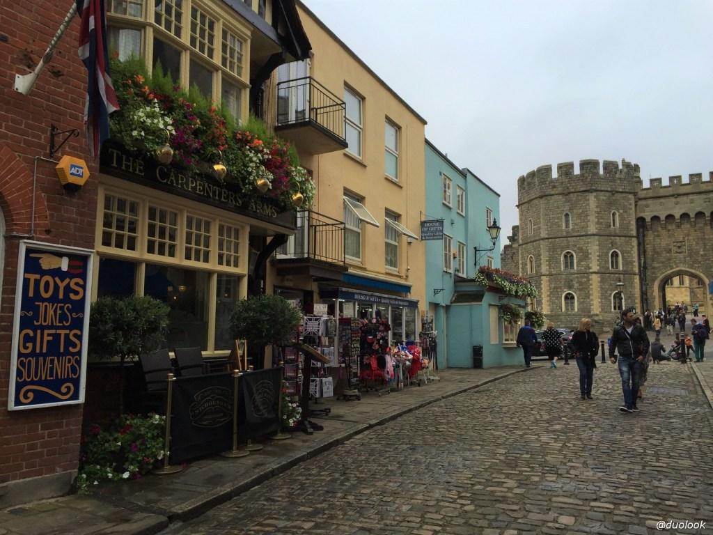 Windsor atrakcje