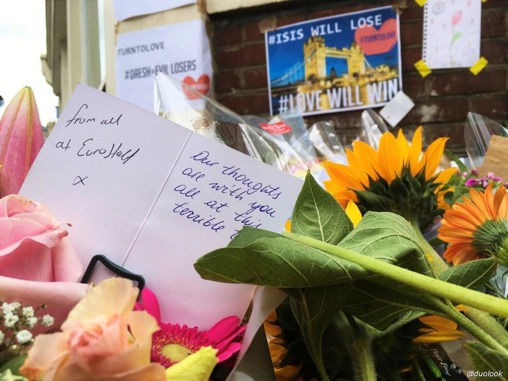 Zamach terrorystyczny w Londynie