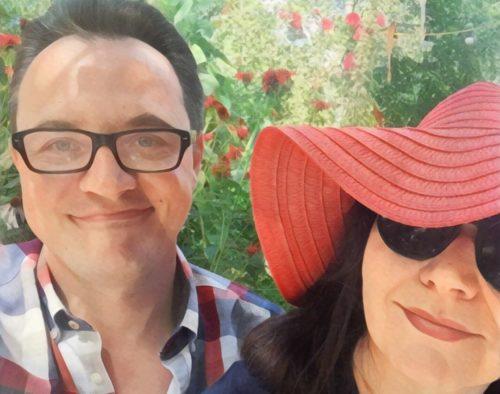 Blog emigracja Londyn Alicja Marciuk blogerzy z Polskie Jaroslaw Marciuk