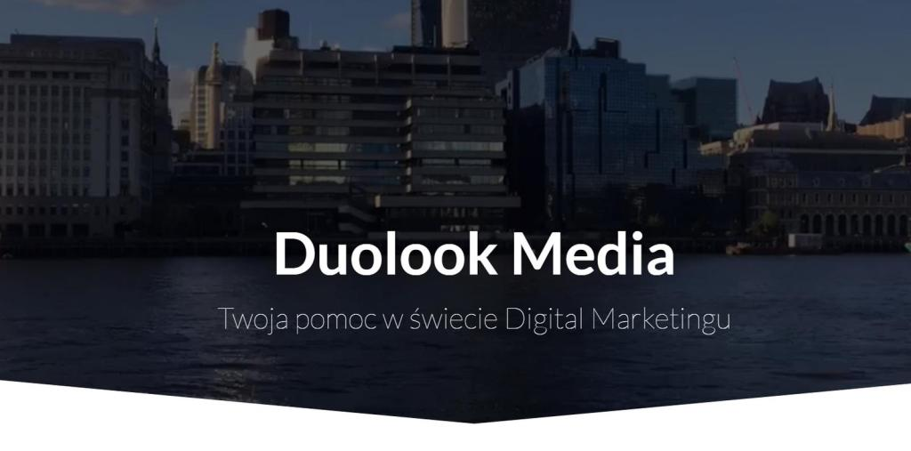 Duolook Media Digital Marketing współpraca i projekty