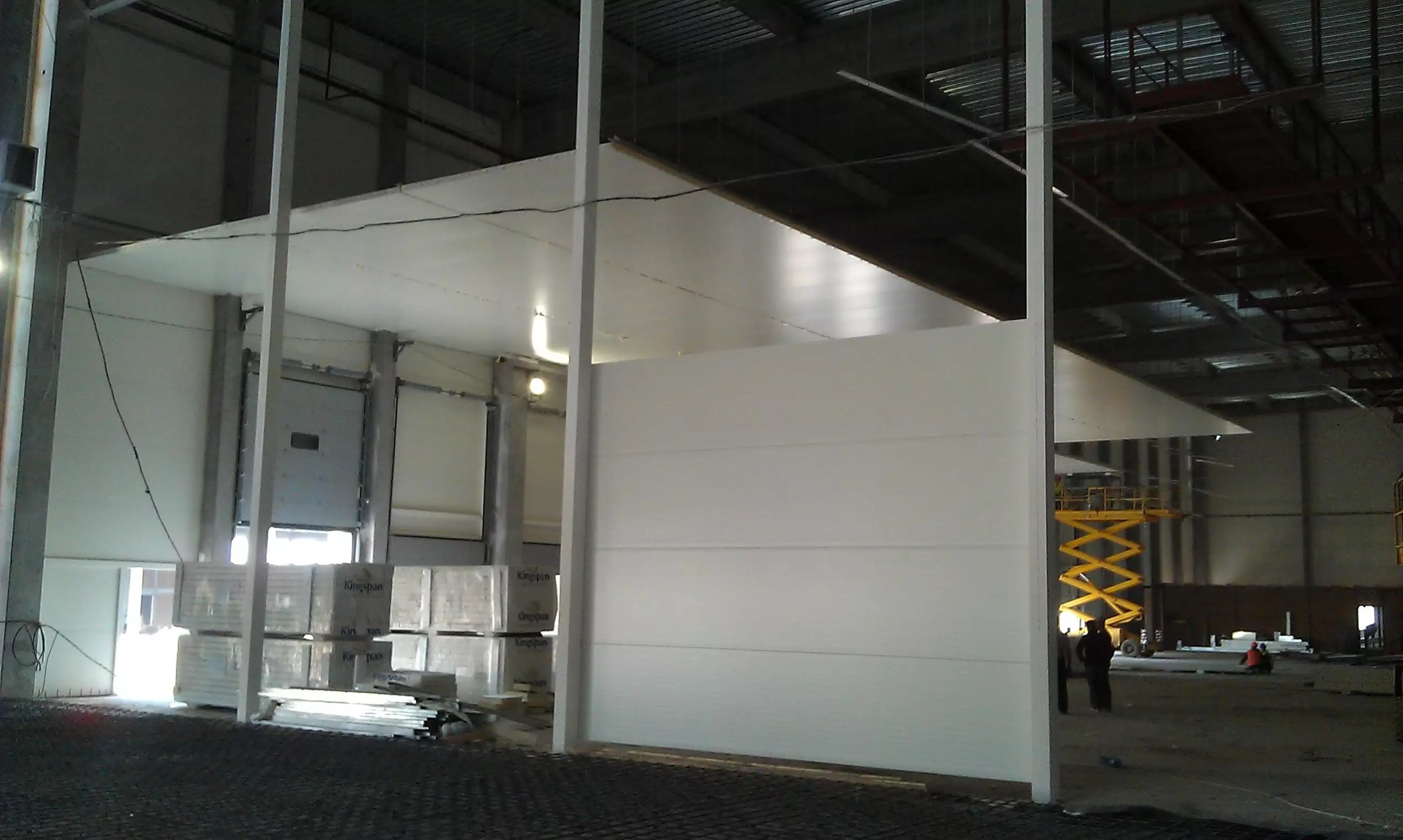 Insulated Building Panels : Insulated metal wall panels duomit