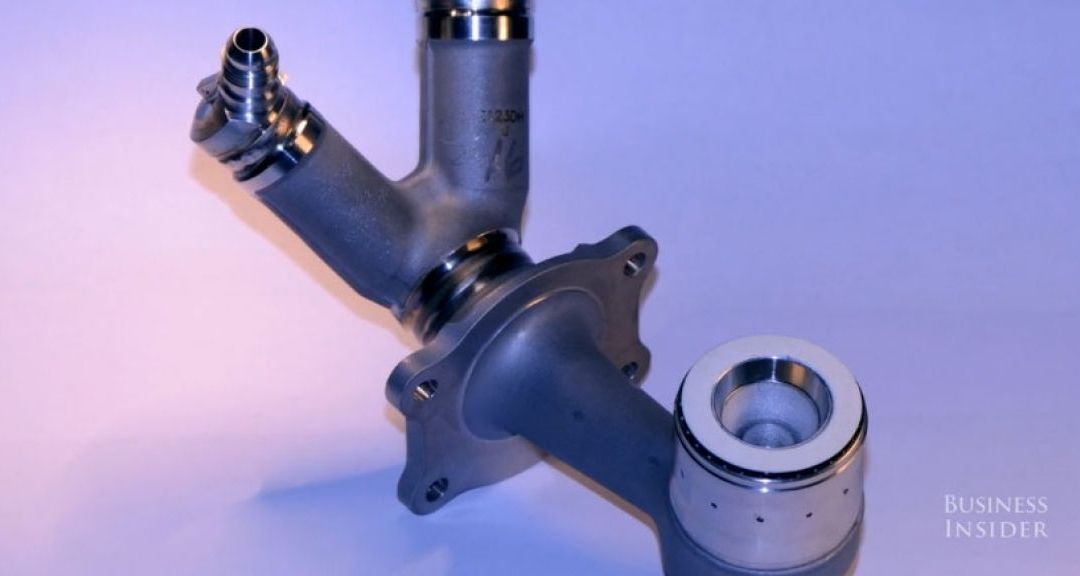 Additive Manufacturing, or 3D Printing, in the Aerospace Industry