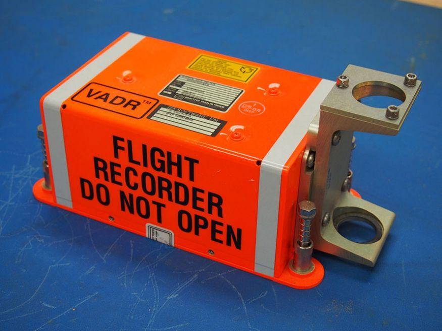 Aircraft Pinger tester black box