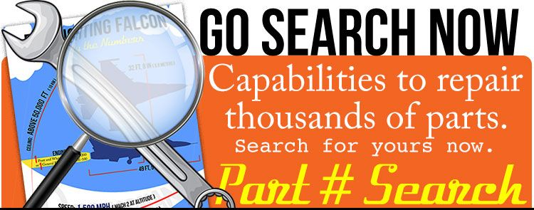 search for your repair part number
