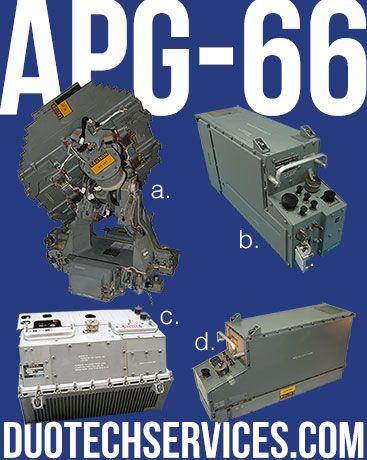 apg-66 support repair