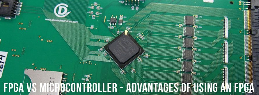 FPGA vs Microcontroller – Advantages of Using An FPGA