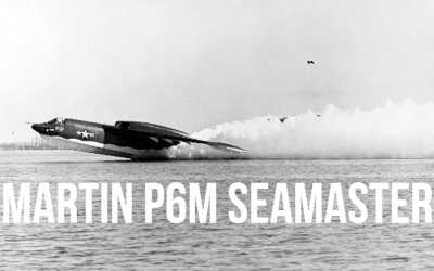 Jet Friday: The Seaplane That Would Deliver Nuclear Weapons