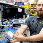 Transient Current Events in DC Motor Drivers