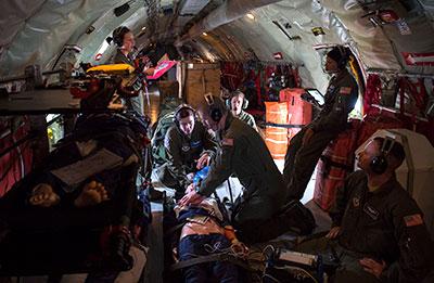 kc-135 Aeromedical Evacuation Squadron