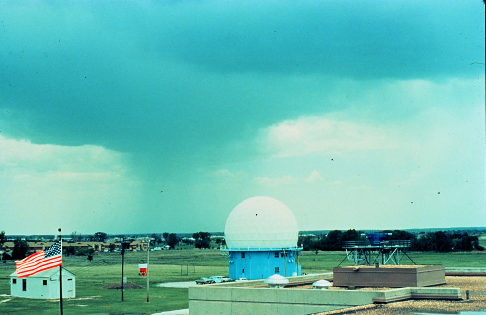 Doppler Weather Radar & Aircraft Pulse Doppler Radar