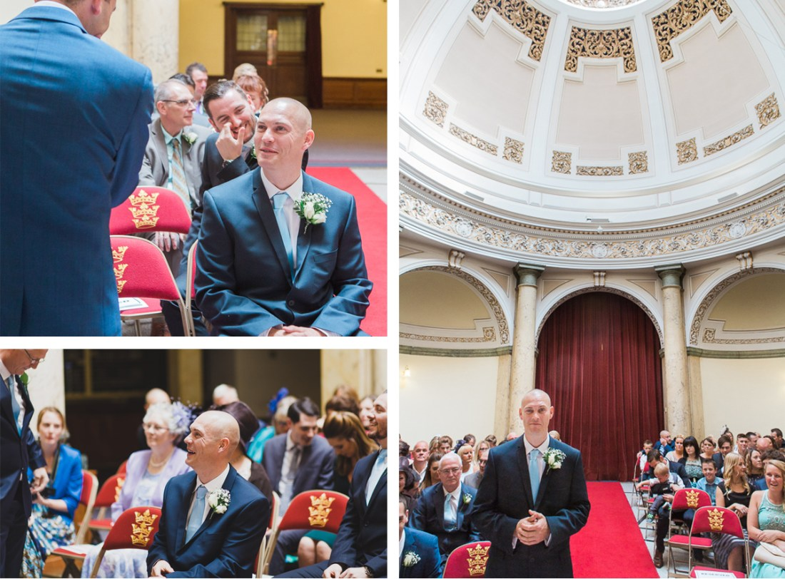 Hull City Hall Wedding