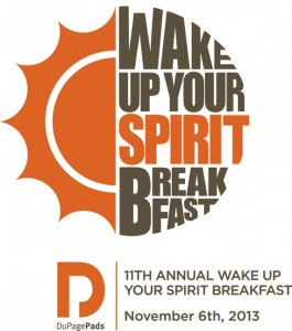 Wake Up Your Spirit Breakfast DuPage Pads