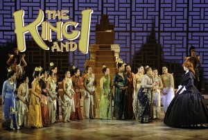 Buy tickets to The King and I at the Lyric Opera through Tix 4 Cause.