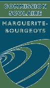 logo et site web de la commission scolaire Marguerite-Bourgeoys