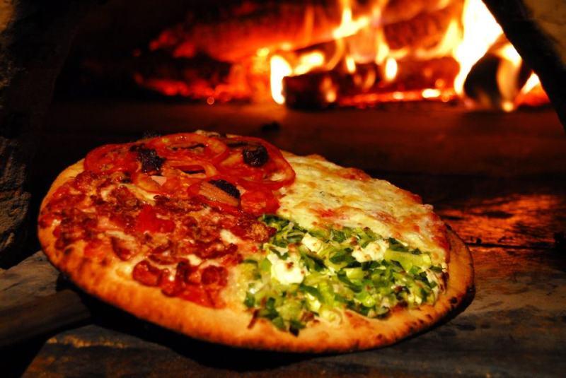 Pizza DuplaGourmet