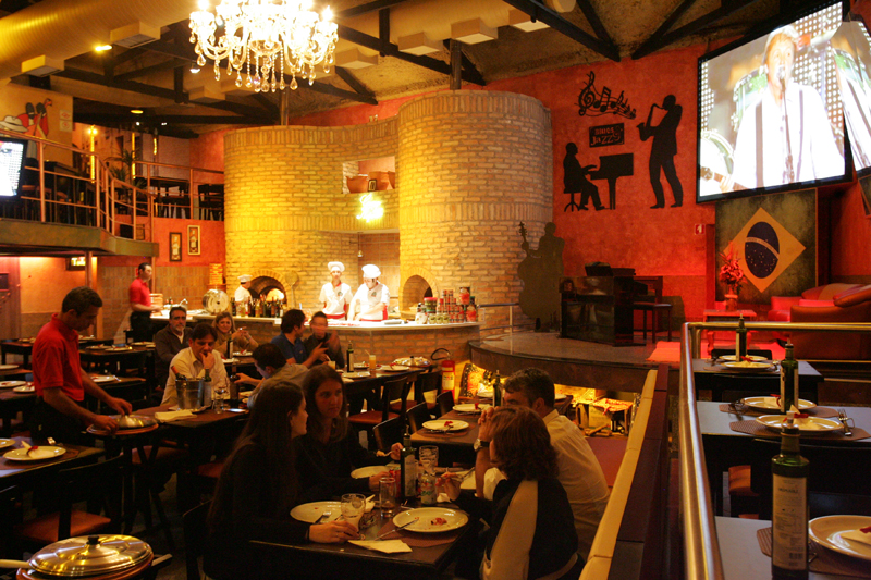 RESTAURANTES // Graca Di Napoli Pizzaria Gourmet / / foto: Fernando Moraes/VSP