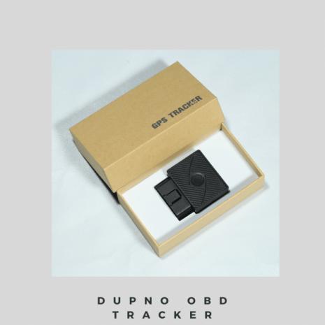 DUPNO Classic OBD Tracker