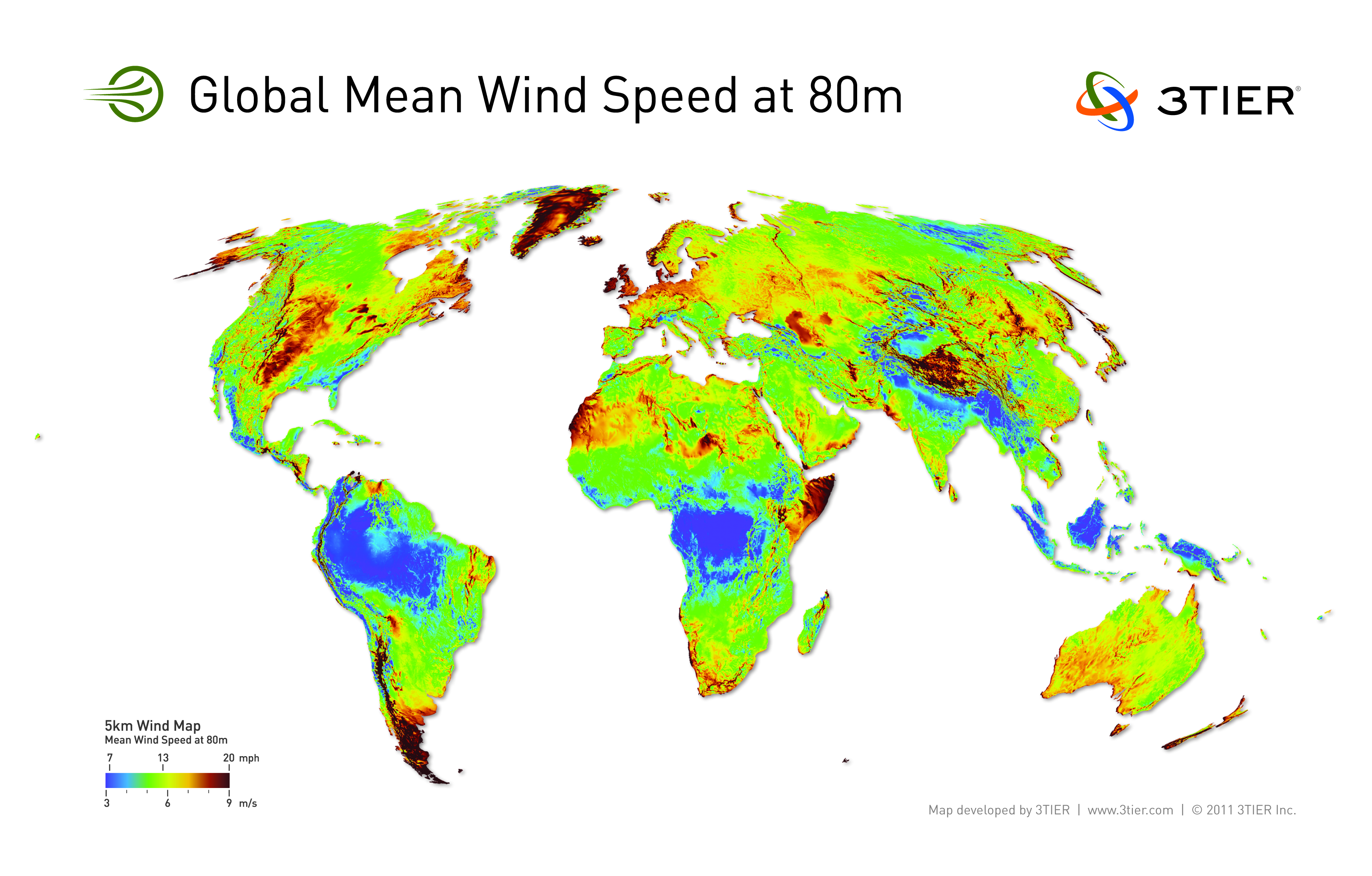 Looking For Wind In Africa