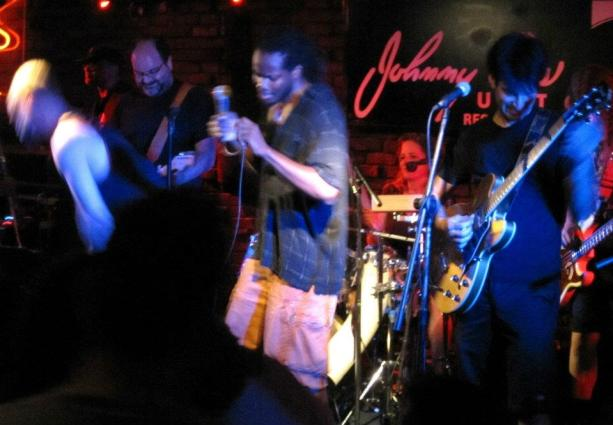 DC at Johnny D's for last time