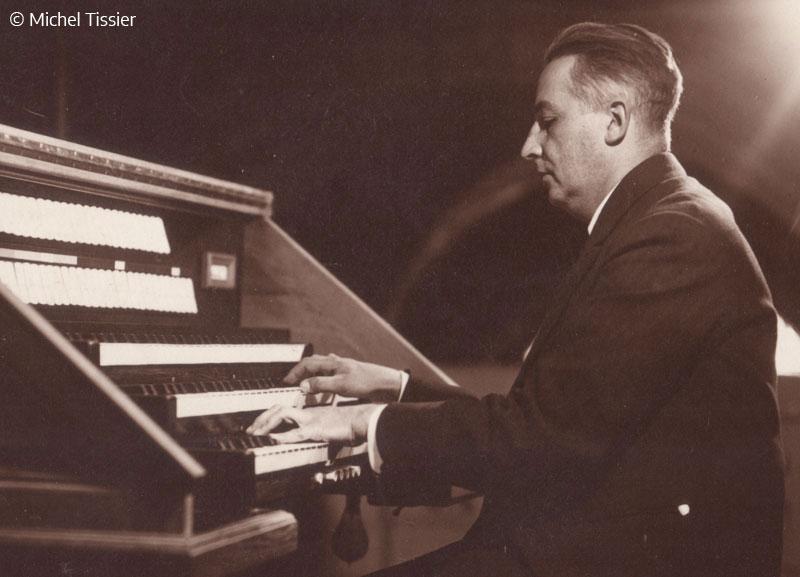 Marcel Dupré – der Komponist