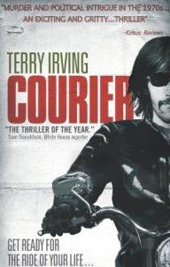 Courier by Terry Irving cover compress