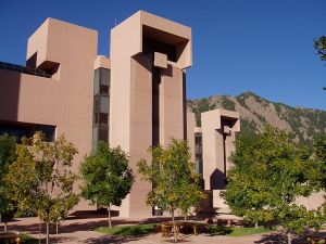 National Center for Atmospheric Research, Boulder - courtesy Wikimedia Commons