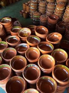 Mexican pottery, courtesy of Blacksmith Institute for a Pure Earth