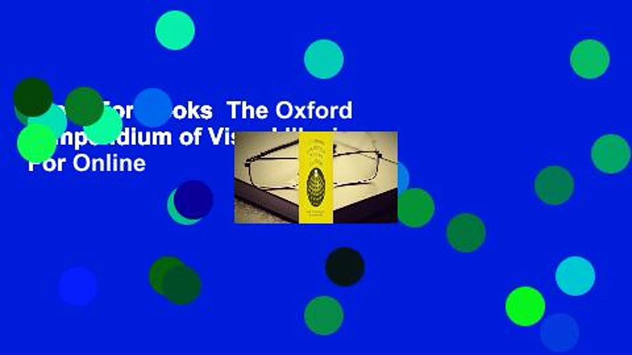 About-For-Books-The-Oxford-Compendium-of-Visual-Illusions-For-Online