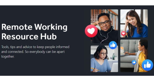 workplace from facebook helps people adjust to their new home workplaces 1 - Workplace From Facebook Helps People Adjust to Their New Home Workplaces