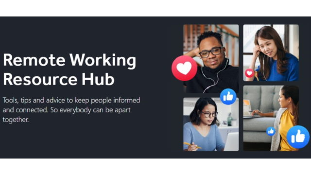workplace from facebook helps people adjust to their new home workplaces - Workplace From Facebook Helps People Adjust to Their New Home Workplaces