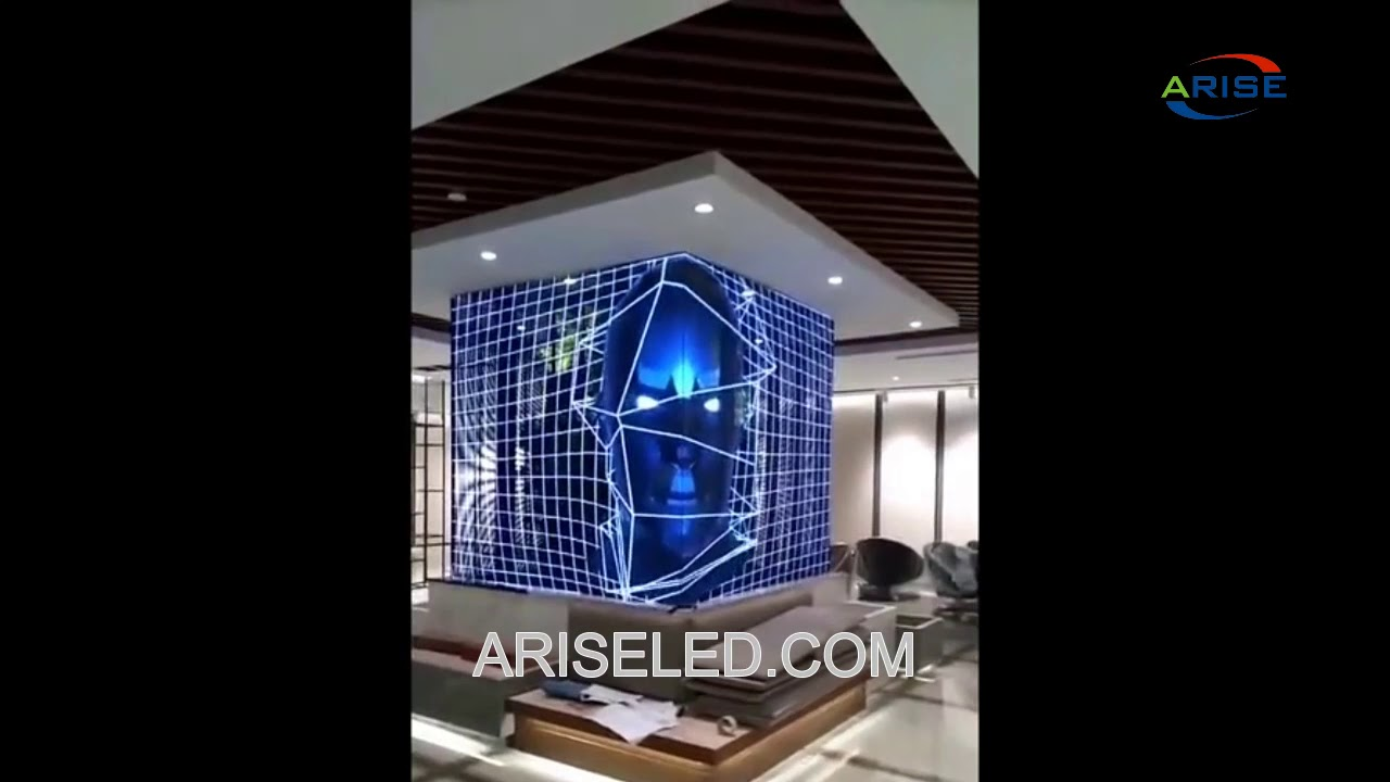 Indoor P3.91 7.81 Glass Window advertise banners Transparent Led DisplayLED Embed Transparent Video - Indoor P3.91 7.81 Glass Window advertise banners Transparent Led Display,LED Embed Transparent Video