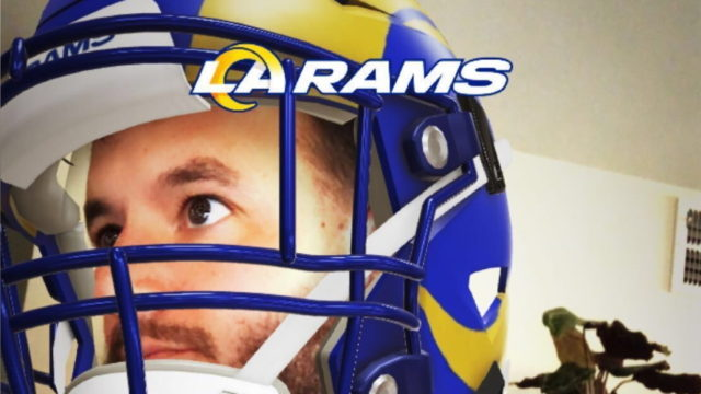 los angeles rams unveil new uniforms by means of snapchat ar lens - Los Angeles Rams Unveil New Uniforms by means of Snapchat AR Lens