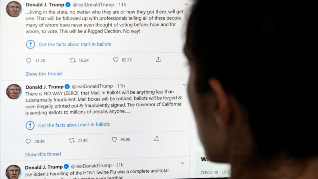 why trump cant claim twitter is actually violating his free speech - Why Trump Can't Claim Twitter Is Actually Violating His Free Speech