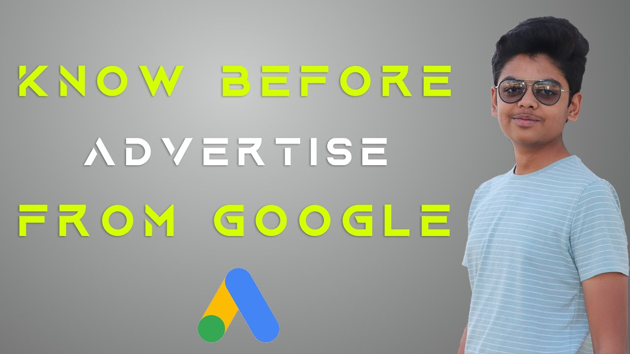 Know-Before-Advertise-from-Google-Promote-your-Youtube-channel
