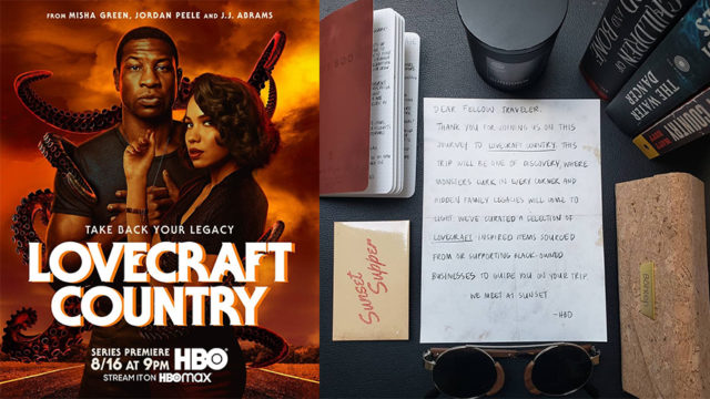HBO's Lovecraft Country Influencer Kits Support Black-Owned Businesses