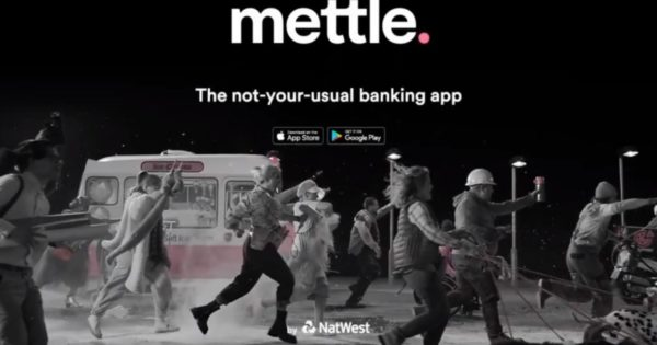 this black and white banking ad is a call to arms for small british businesses 1 - This Black and White Banking Ad Is a Call to Arms for Small British Businesses