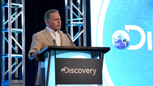 Discovery CEO Hopes Industry Leaves Nielsen 'in the Dust' After Ratings Blunders