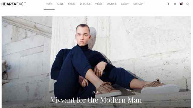 the origin story and strategies of mens lifestyle blog heartafact - THE ORIGIN STORY AND STRATEGIES OF MEN'S LIFESTYLE BLOG HEARTAFACT